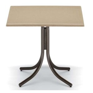 Werzalit Square Bar Table by Telescope Ca..