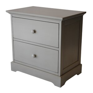 Chesapeake 2 Drawer Nightstand by Centennial