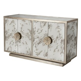 4 Door Accent Cabinet by Worlds Away SKU:AC771768 Check Price
