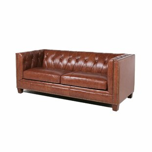 Katy Leather Chesterfield ..