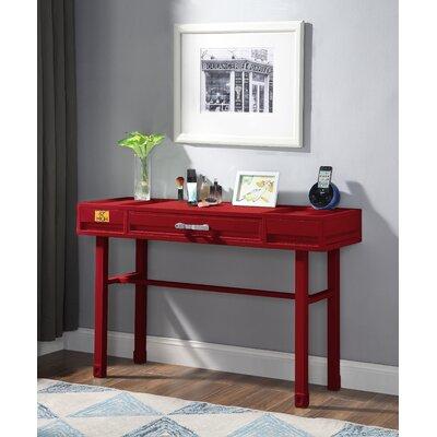 adjustable metal wall shelf kmart.htm cargo vanity set with mirror acme color red  cargo vanity set with mirror acme color red