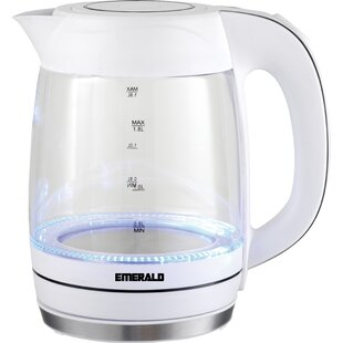 1.9 Qt. Glass Electric Tea Kettle