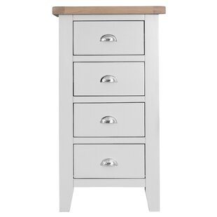 Eminence 4 Drawer Chest By Beachcrest Home