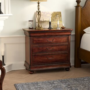 Davison 3 Drawer Bachelor's Chest by Canora Grey