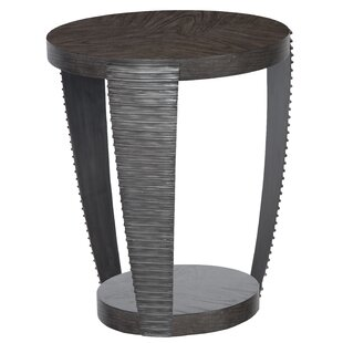 Lakeview End Table by Bloomsbury Market