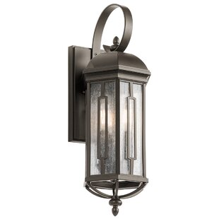 Loon Peak Sasakwa 3-Light Outdoor Wall Lantern