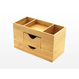 Delao Stationery Box By Natur Pur