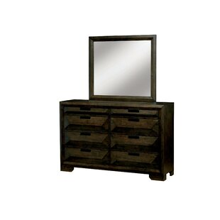 Union Rustic Mitchell 8 Double Dresser