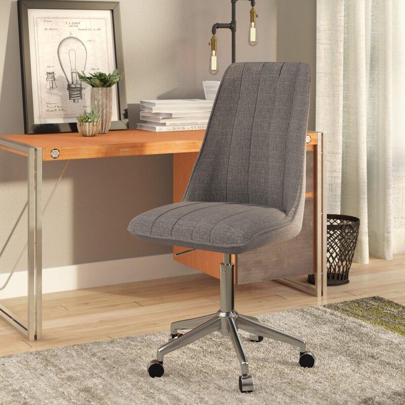 Sutter Creek Linen Desk Chair