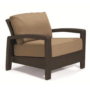 Evo Deep Seating Patio Chair with Cushions