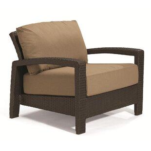Evo Deep Seating Patio Chair with Cushions