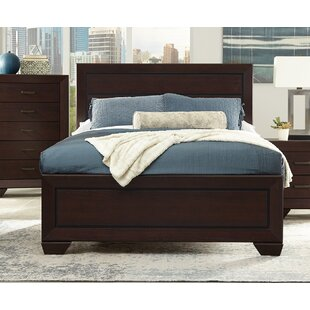 Check Prices Fannin Panel Bed by Charlton Home Reviews (2019) & Buyer's Guide