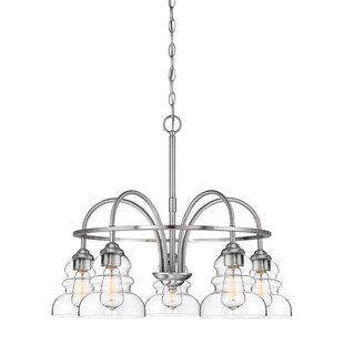 Millennium Lighting 5-Light Shaded Chandelier