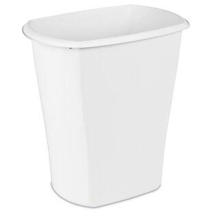 Sterilite Waste Basket (Set of 6)