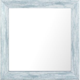 Rosecliff Heights Handy Plain Accent Mirror (Set of 4)