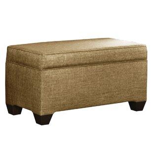 Skyline Furniture Fabric Storage Bench