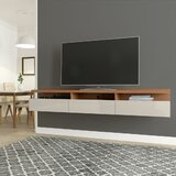 Julius Floating TV Stand for TVs up to 75 by Wade Logan®