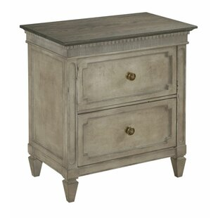 Ainsley 2 Drawer Nightstand