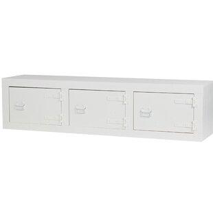 Creasman 3 Door Storage Cabinet By Rebrilliant