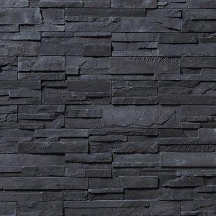 American Rockies Random Sized Concrete Composite Splitface Exterior Tile In  Vancouver