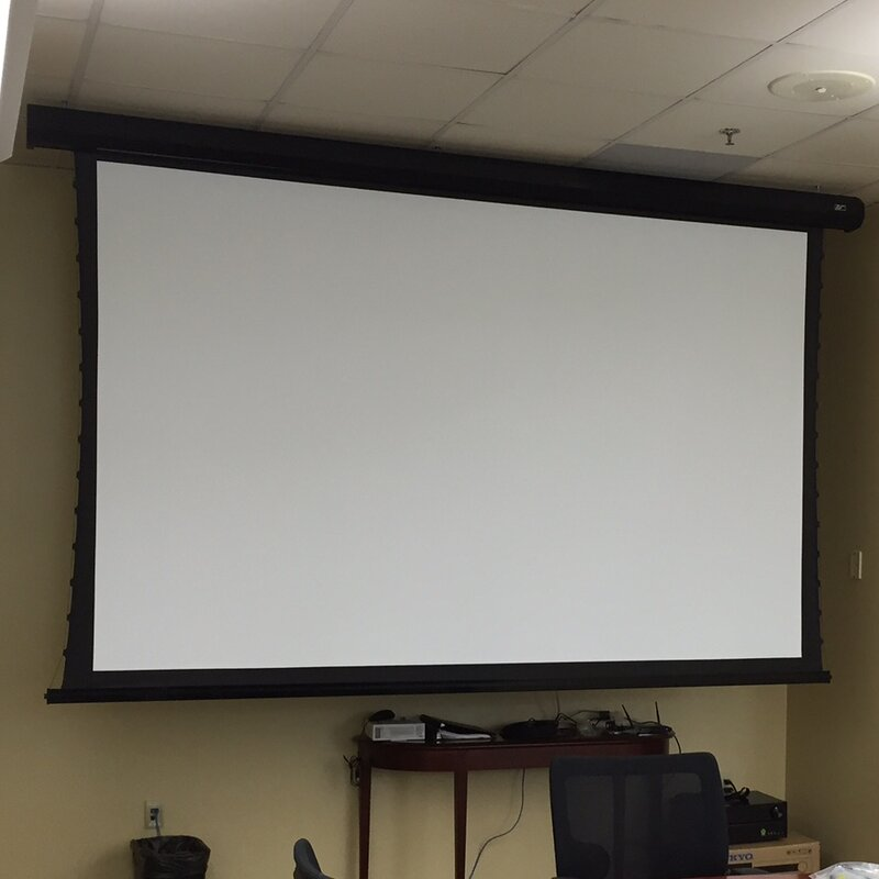 CineTension2 Electric Projection Screen