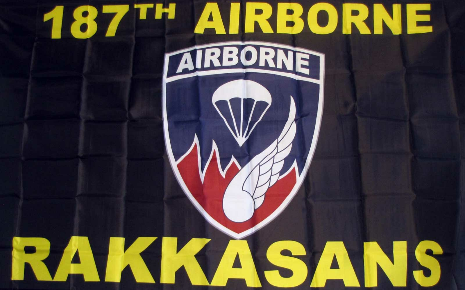 Neoplex 187th Airborne Rakkasans Polyester 36 X 60 In House Flag Wayfair