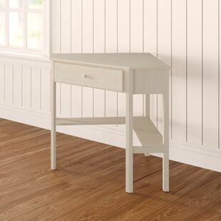 Daniel 1 Drawer Corner Writing Desk