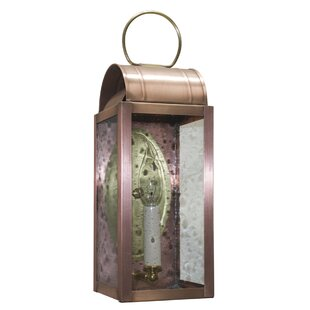 Xzavier 1-Light Outdoor Wall Lantern