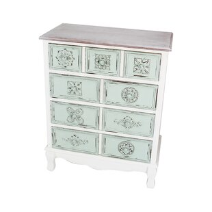Holford 4 Drawer Accent Chest