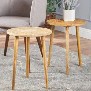 Taourirt 2 Piece End Table..