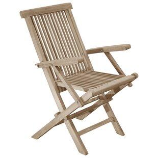 Baek Folding Garden Chair (Set Of 2) By Sol 72 Outdoor