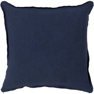 Orson Linen Pillow Cover
