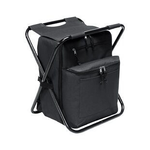 12 Can Backpack Chair Combo Cooler