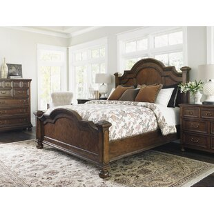 Coventry Hills Panel Bed