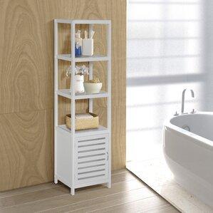 Solid Wood Linen Storage You'll Love | Wayfair