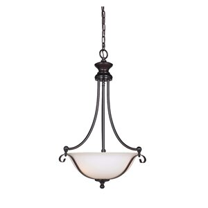 Osbourn 3-Light Inverted Pendant