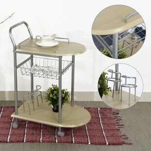 Breeding Bar Cart by Ebern..