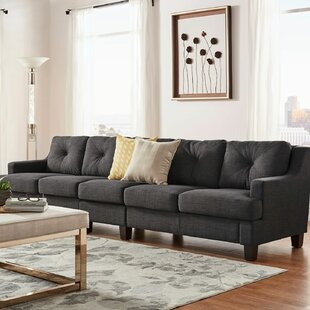 Extra Long Couches And Sofas Wayfairca