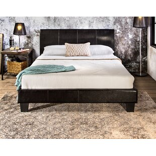 Hokku Designs Windal Upholstered Platform Bed