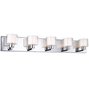 Latitude Run Calista 5-Light Vanity Light