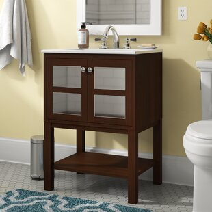 Eowyn 24 Single Bathroom Vanity Set by Charlton Home