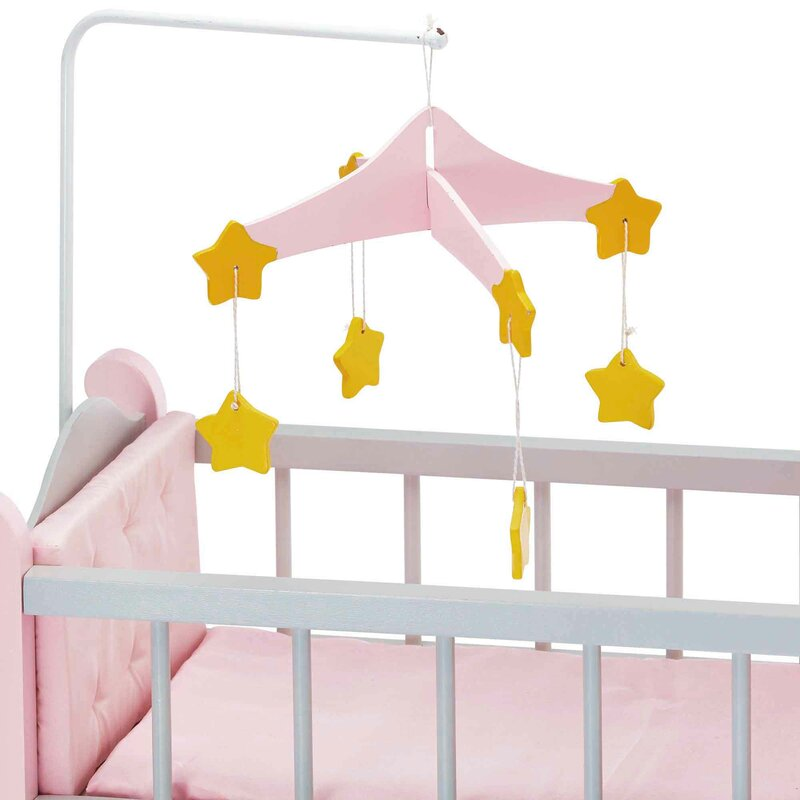 Princess Baby Doll Nursery Bed
