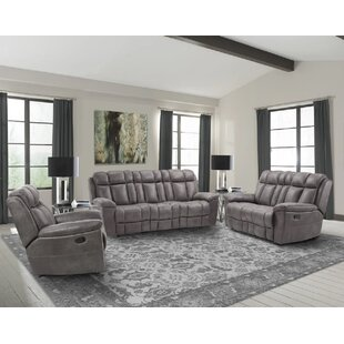 Gridley Reclining Configurable Living Room Set By Latitude Run