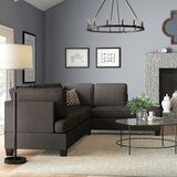 Allenhurst Right Hand Facing Sectional by Charlton Home®
