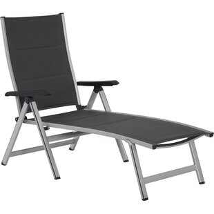North Bay Reclining Sun Lounger By Sol 72 Outdoor