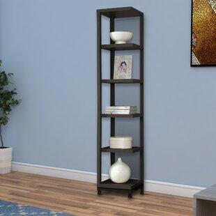 Ginder Corner Bookcase By Ebern Designs