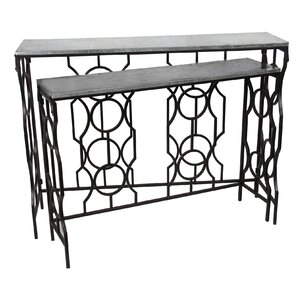 Chipping Norton 2 Piece Nesting Tables by Ho..