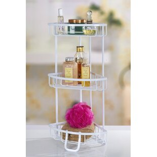 Bath Bliss Aluminum 3 Tier..