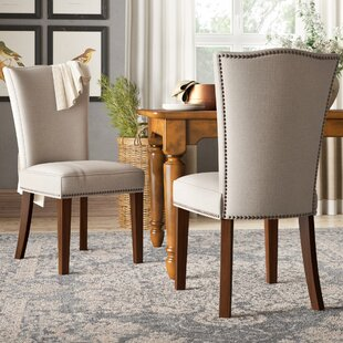 Gurley Upholstered Dining Chair (Set of 2) Birch Lane™ Heritage