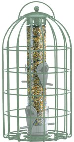 World Source Partners Original Large Seed Decorative Bird Feeder